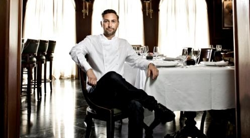 Executive Chef Stephane Caporal