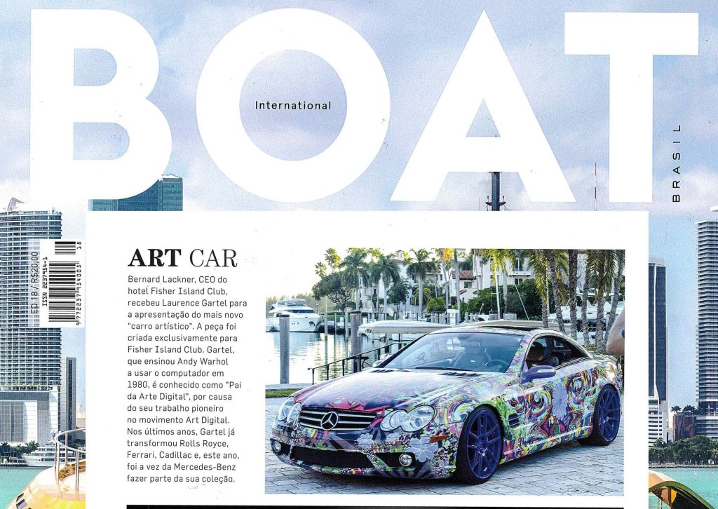 Boat International Magazine May 2015