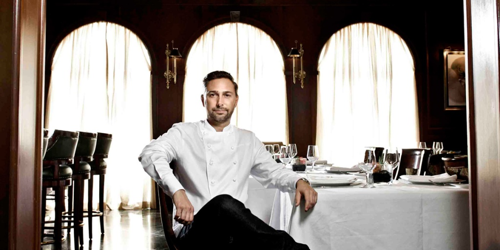 Chef Stephane Caporal: Fisher Island Club