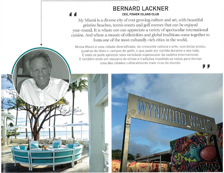 Bernard Lackner quote